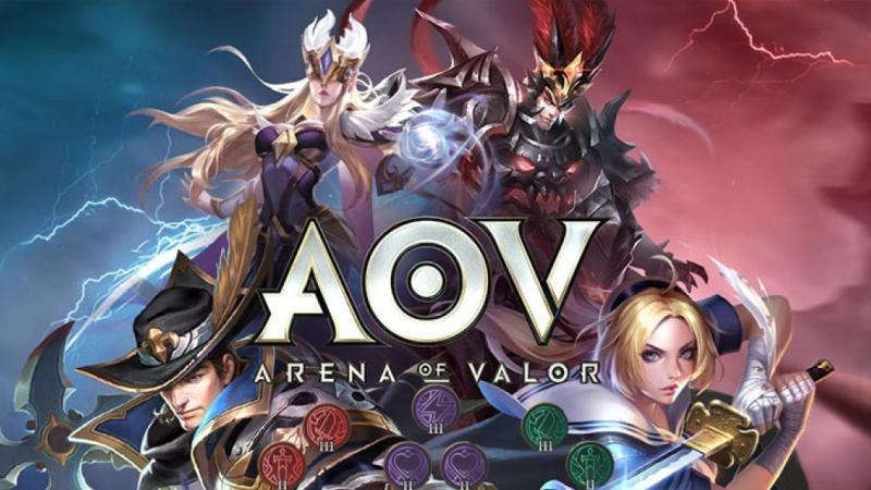 Review Arena of Valor - Game MOBA Untuk Player Yang Berjiwa Kompetitif